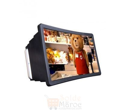 Photo of HEROES Mobile Phone Cinema – Agrandisseur d'écran x3 75Dhs