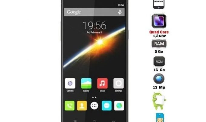 Photo of 34% Réduction Smartphone Cubot X16s 5″ 4G 16GO 3Go Noir 1190Dhs