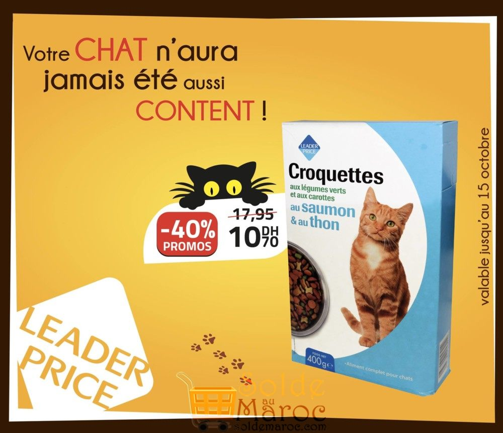 croquettes chat gold