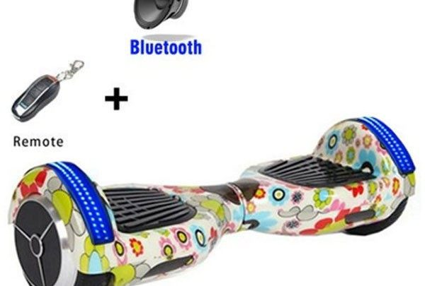 Photo of 26% Réduction Hoverboard avec Bluetooth télécommande et Sac 2190Dhs