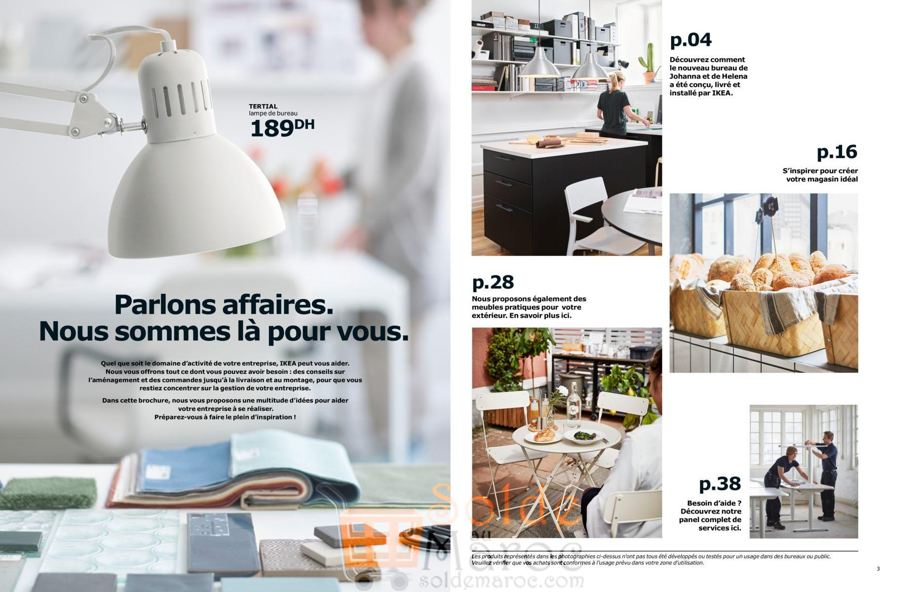 catalogue ikea maroc business 2018 solde et promotion du maroc. Black Bedroom Furniture Sets. Home Design Ideas