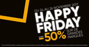 Fnac Maroc Happy Friday du 24 au 26 Novembre 2017