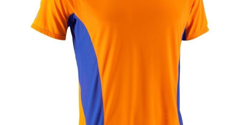 Photo of 57% Réduction Tee shirt Running homme Elio orange bleu 29Dhs
