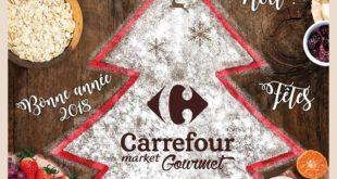 Catalogue Carrefour Gourmet Maroc du 14 au 31 Décembre 2017