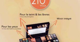 Promo Yves Rocher Maroc Edition Limitée Palette Experte 210Dhs
