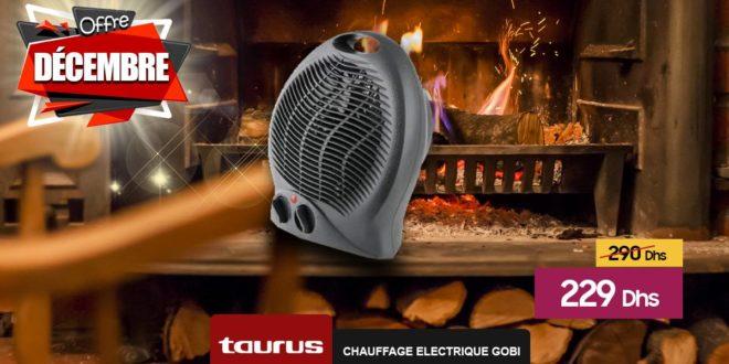 promo le comptoir electro chauffage electrique gobi 229dhs promotion du maroc. Black Bedroom Furniture Sets. Home Design Ideas