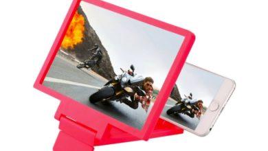 Photo de 80% Réduction Ecran loupe pour Smartphone et iPhone 49Dhs