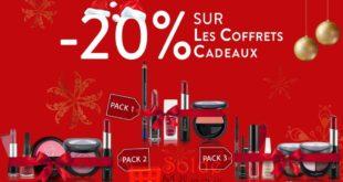 Promotions fin d'année Flormar Maroc -20% Coffrets Cadeaux