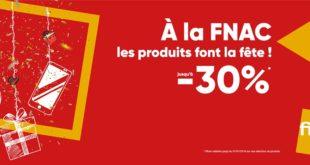 Promo Fnac Maroc Jusqu'à -30% sur une Sélection de Produits