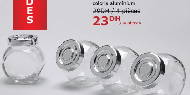 promo ikea maroc bocal pices en verre rajtan 23dhs les soldes et promotions du maroc. Black Bedroom Furniture Sets. Home Design Ideas