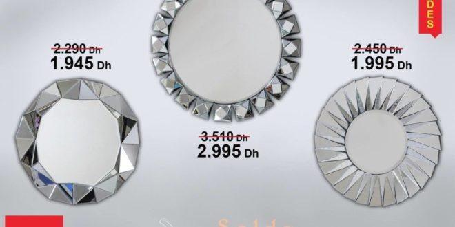 Soldes Kitea Miroirs PRESTIGE