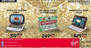 Promo Virgin Megastore Maroc Jouets Enfants