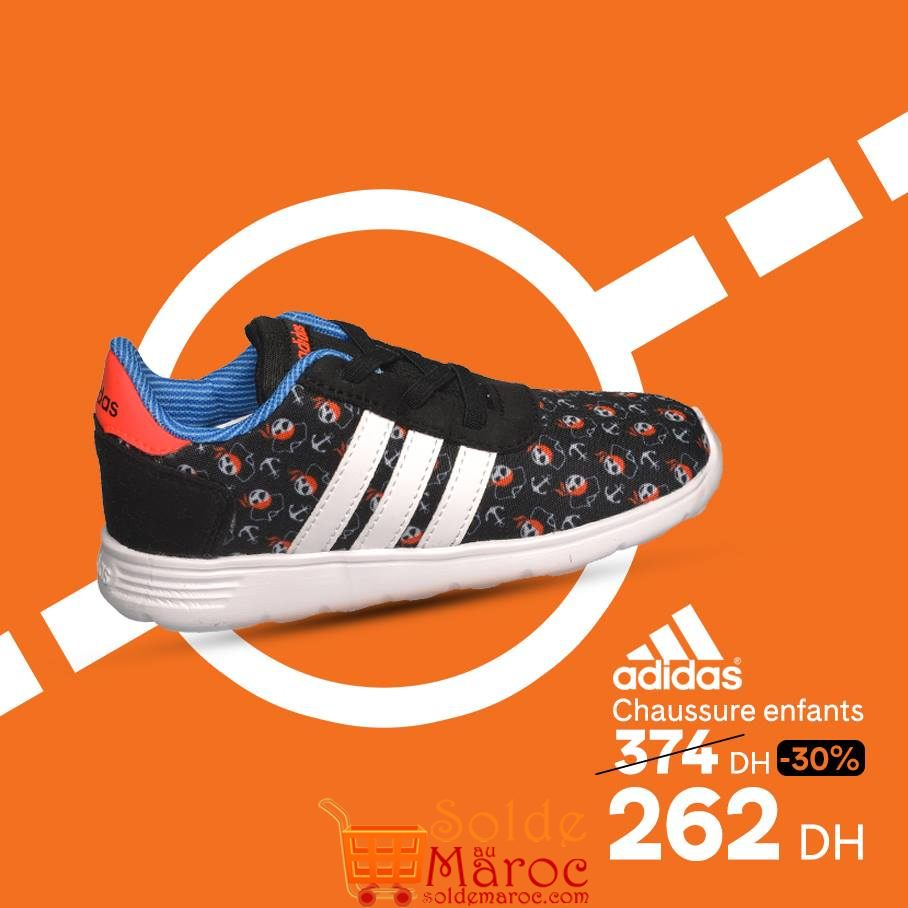 Adidas Solde Chaussure 262dhs Zone Maroc Soldes Sport – Et Enfants Nvm8nw0O