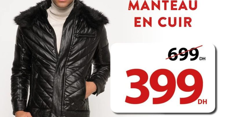 Archives des Manteau en Cuir Solde et Promotion du Maroc