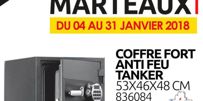 promo mr bricolage maroc coffre fort anti feu tanker 3999dhs les soldes et promotions du maroc. Black Bedroom Furniture Sets. Home Design Ideas