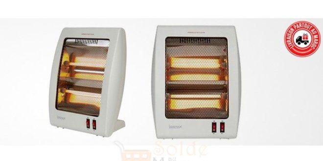mini chauffage lectrique rectangulaire 3 niveaux 109dhs les soldes et promotions du maroc. Black Bedroom Furniture Sets. Home Design Ideas