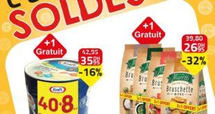 Soldes Leader Price Maroc Pack Bruschetta Maretti 70g 3+1 26,95Dhs