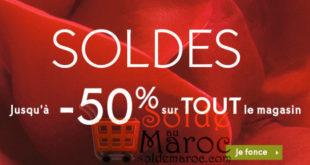 Promotion Yves Rocher Maroc Jusqu'au 31 Janvier 2018