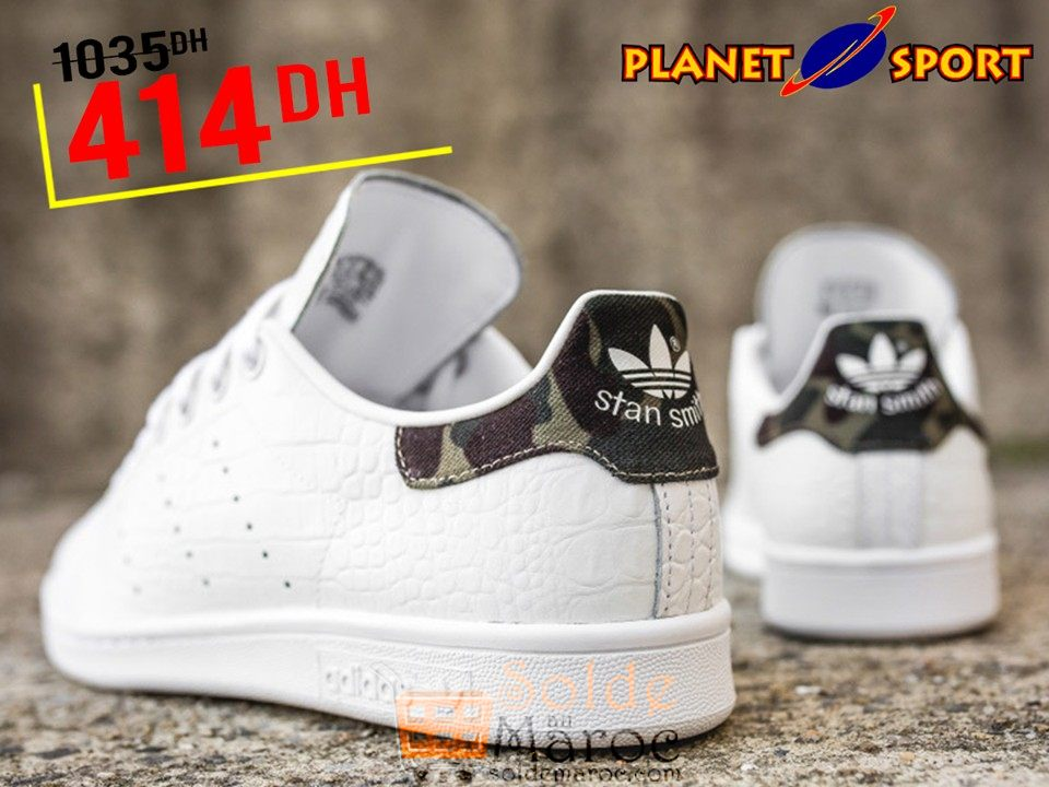 Stansmith Sport 60 Réduction Adidas Planet 414dhs 7wqxYpC8I