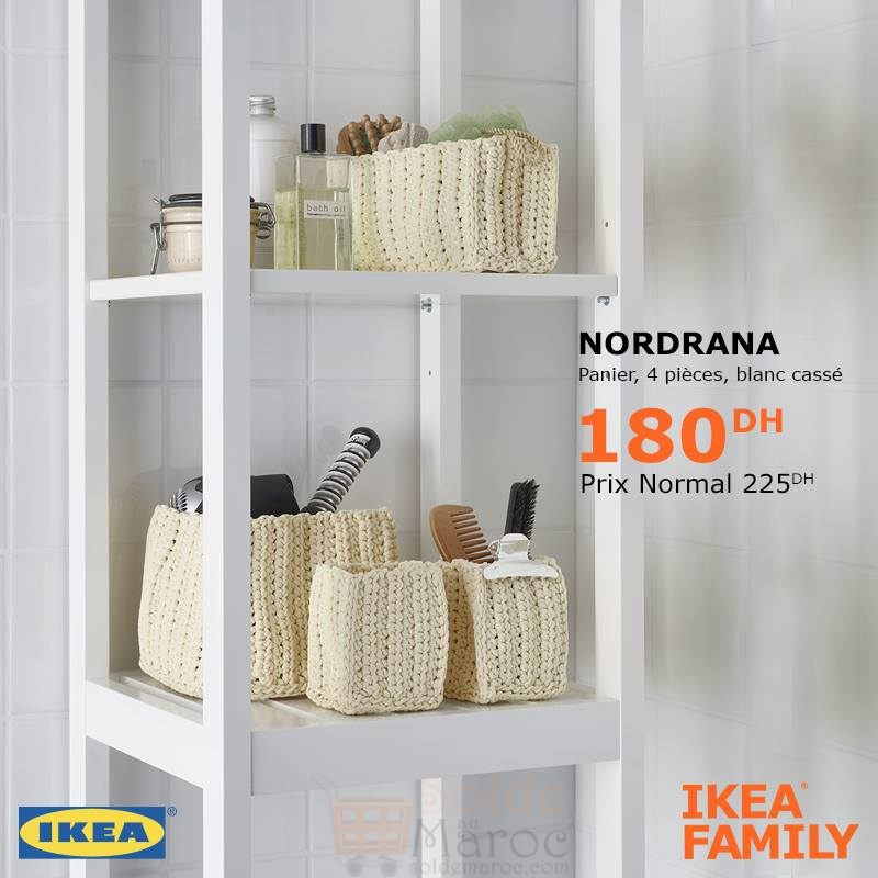 soldes ikea family maroc du 10 janvier au 13 f vrier 2018. Black Bedroom Furniture Sets. Home Design Ideas