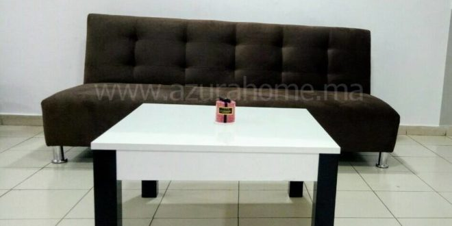 promo azura home banquette clic clac butera 1390dhs promotion du maroc. Black Bedroom Furniture Sets. Home Design Ideas