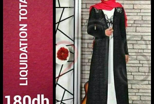 Photo of Liquidation Dar Hijab Ensemble 180Dhs