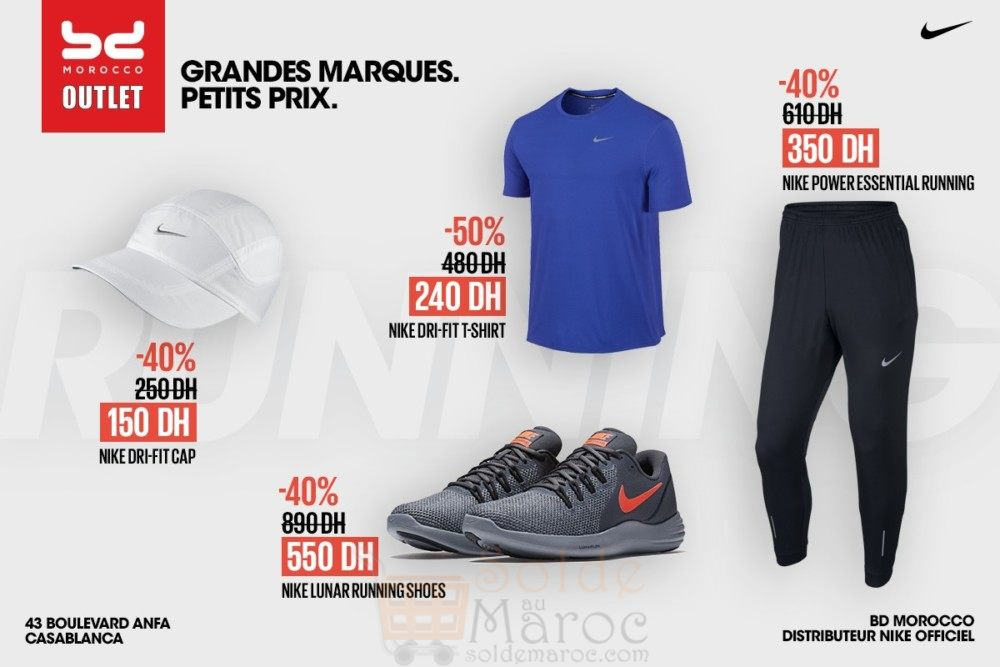 brand new 48602 7b3d2 Soldes Bd Morocco Outlet Articles Originaux Nike Running