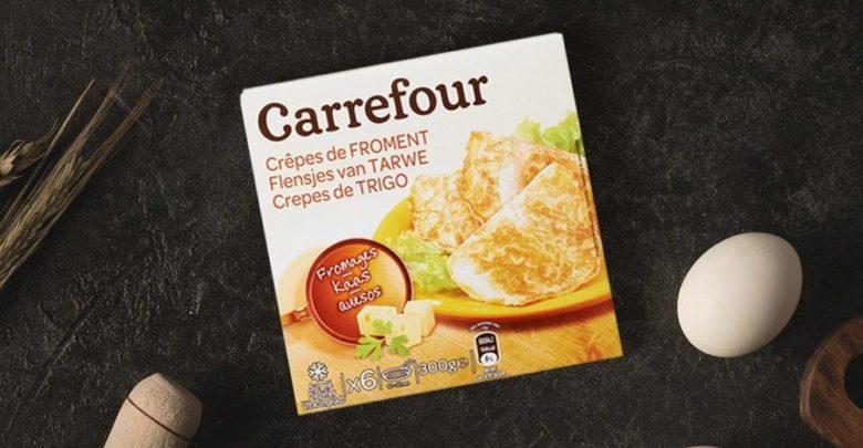 Photo of Promotion Carrefour Crêpe de FROMENT Jusqu'au 14 février 2018