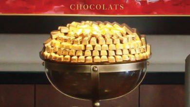 Photo de Catalogue Pavé Chocolats Entreprise 2018