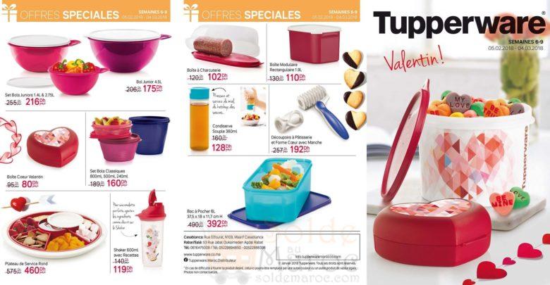 Photo of Promotion encore valable pour cette semaine chez Tupperware Maroc