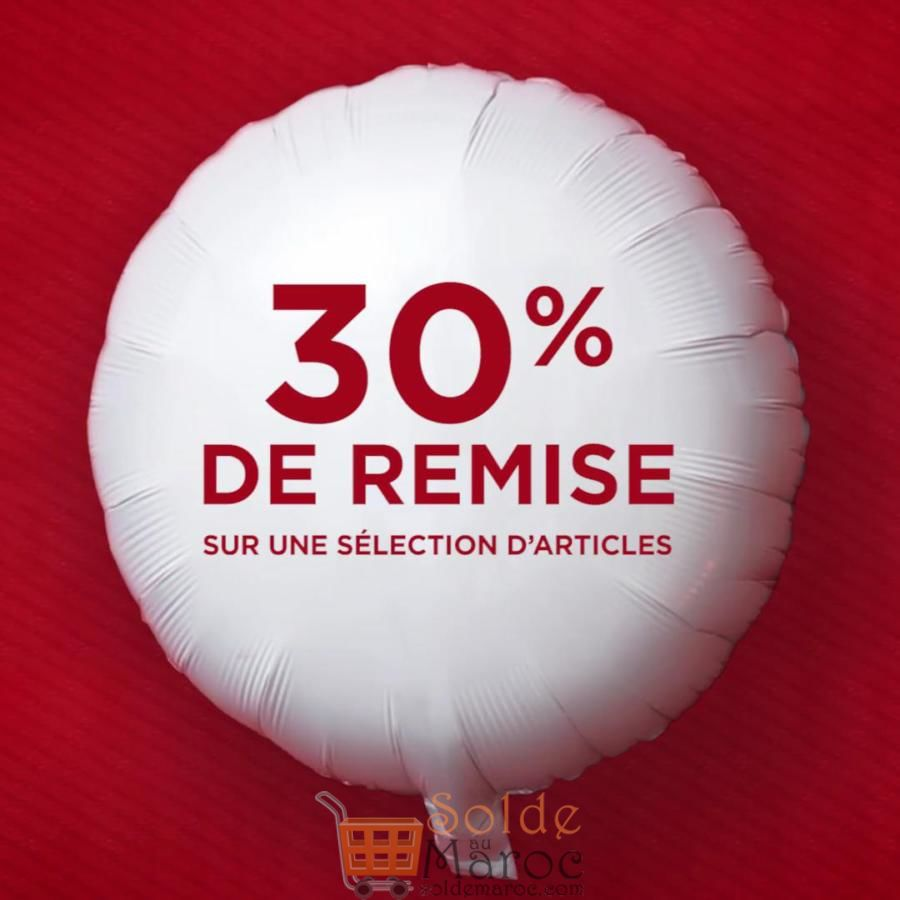 Soldes American Eagle MOROCCO MALL 30% de remise