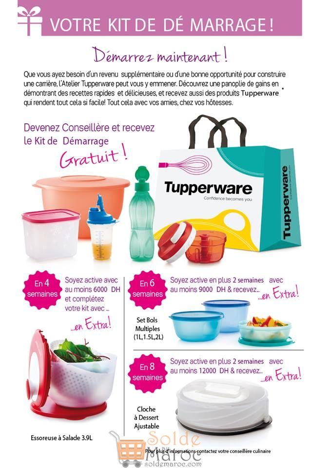 Catalogue Tupperware Maroc Mars 2018