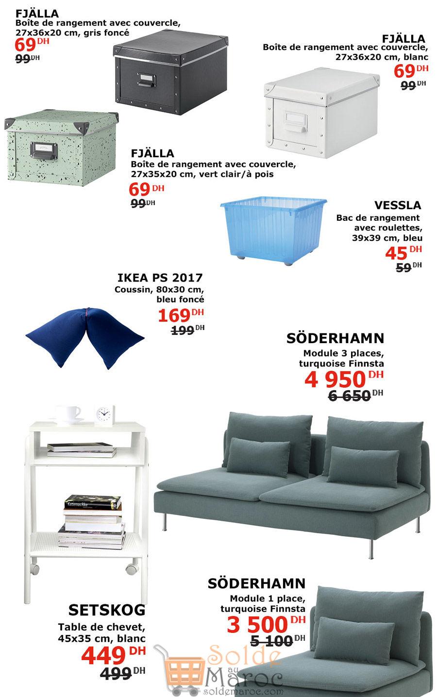 Offres Incroyable Ikea Maroc jusqu'au 20 Mars 2018