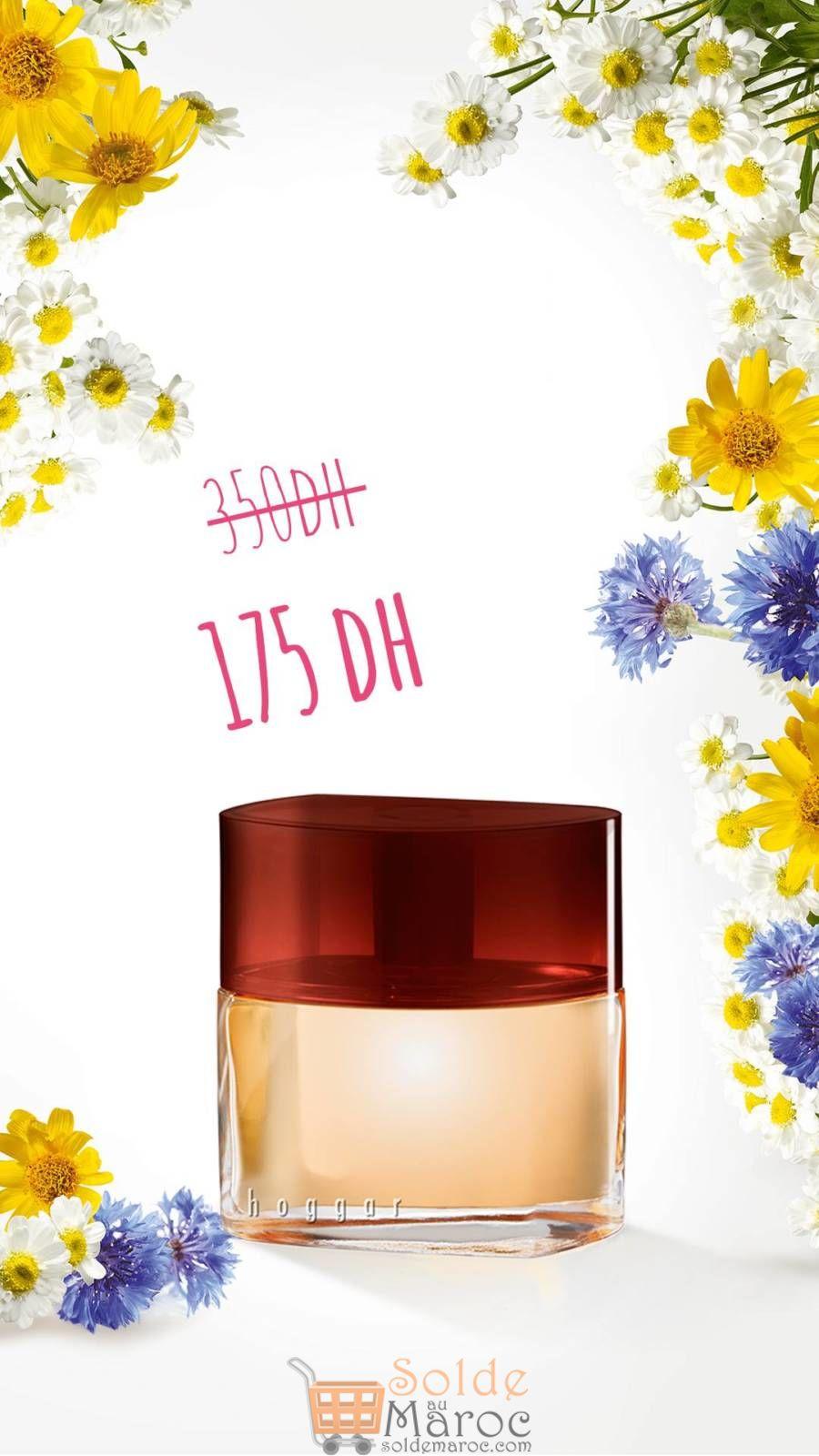Aperçu des réductions sur vos parfums préférés chez Yves Rocher Maroc