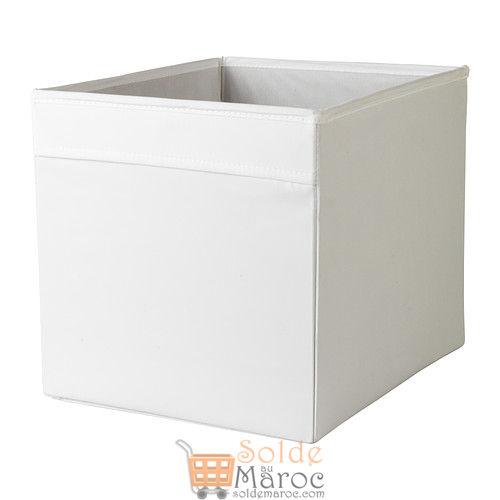 DRÖNA Boîte blanc 49DH au lieu de 39DH