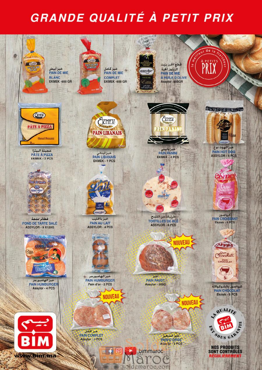 Catalogue Bim Maroc Spéciale Boulangerie