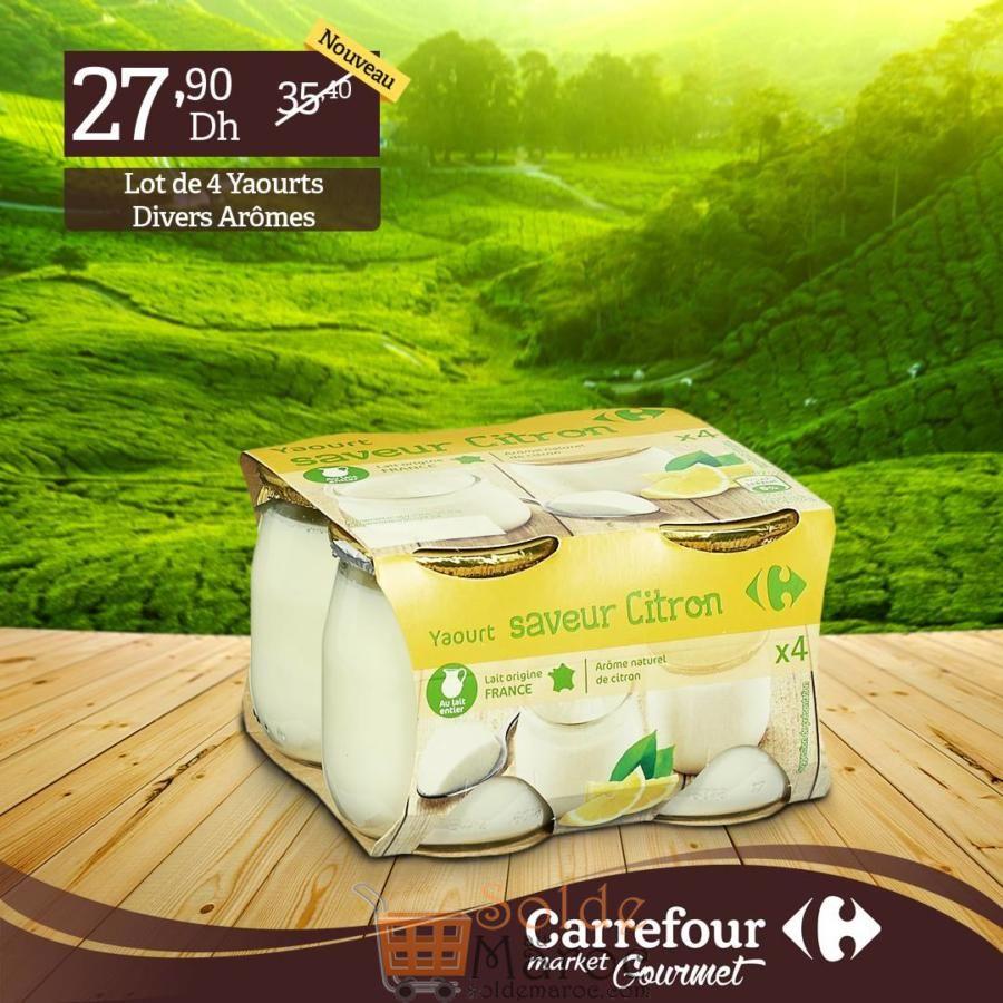 Dernier Jours des Promotions Carrefour Gourmet Maroc