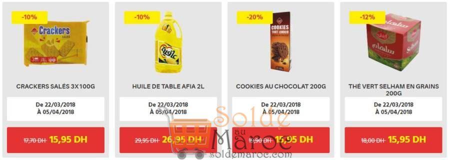 Promo Leader Price Maroc Spéciale Épicerie