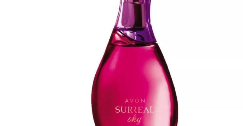 Offre extraordinaire Avon Maroc Nouveau parfum Surreal Sky 129Dhs