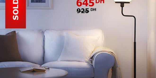 soldes ikea maroc lampe alvangen 645dhs les soldes et promotions du maroc. Black Bedroom Furniture Sets. Home Design Ideas