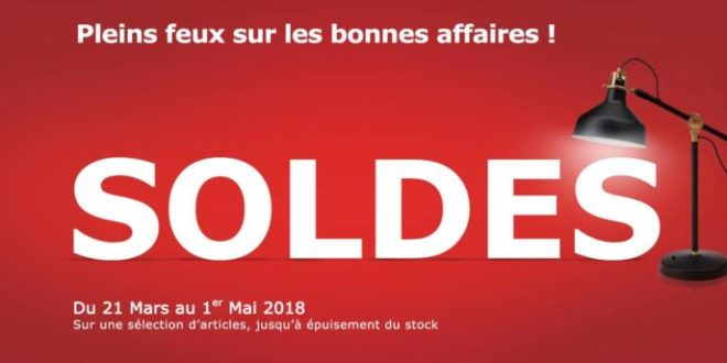 soldes ikea maroc du 21 mars au 1 mai 2018 les soldes et promotions du maroc. Black Bedroom Furniture Sets. Home Design Ideas