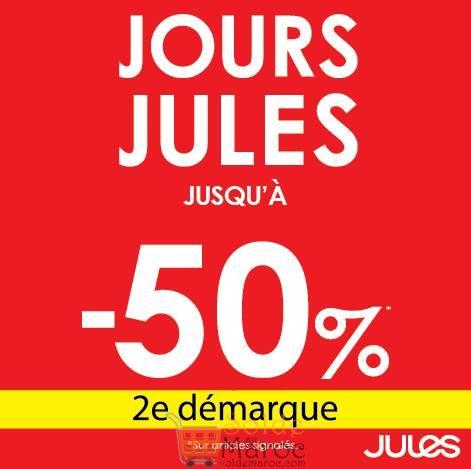 Jules Maroc 2e démarque