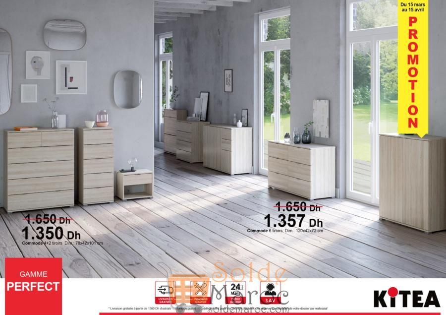 Promo Kitea sur la gamme complète PERFECT