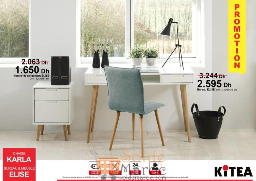 Promo kitea bureau meuble karla u solde et promotion du maroc
