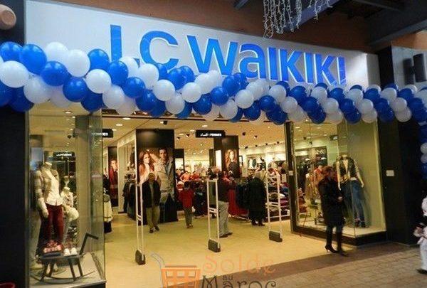Photo of Inauguration LC Waikiki Marjane Hay Riad Rabat
