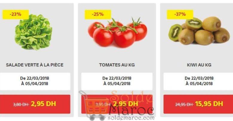 Photo of Promo Leader Price Maroc Fruits et legumes