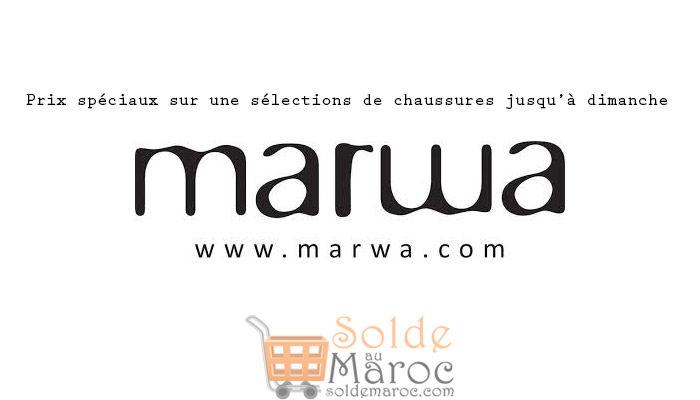 Prix spéciaux Marwa Sélections de chaussures continue Jusqu'au 18 Mars 2018