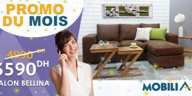 solde mobilia salon bellina 3590dhs les soldes et promotions du maroc. Black Bedroom Furniture Sets. Home Design Ideas