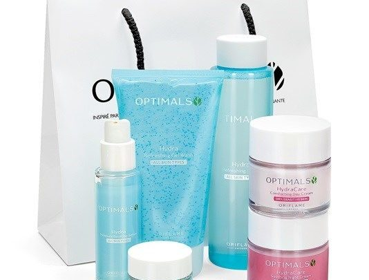 Photo of Promo Oriflame Maroc Routine Optimals Hydra Care 575Dhs