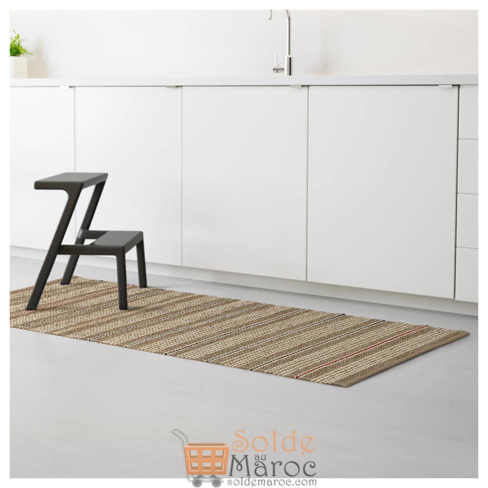 soldes ikea maroc tapis soderup tiss plat naturel multicolore 279dhs solde et promotion du. Black Bedroom Furniture Sets. Home Design Ideas